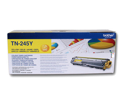 Toner Brother TN-245Y Amarillo