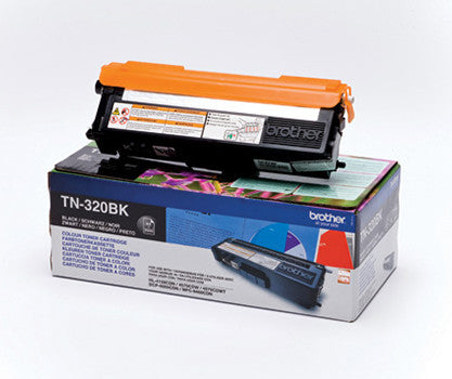 Toner Brother TN-320BK Negro