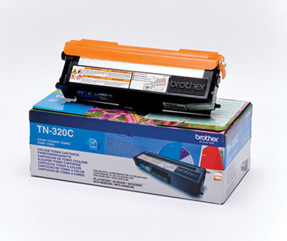 Toner Brother TN-320C Cian