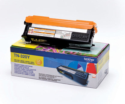 Toner Brother TN-320Y Amarillo