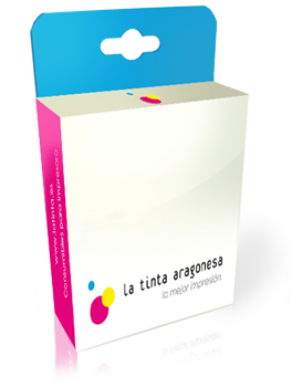 Cartucho de tinta HP 951XL magenta compatible