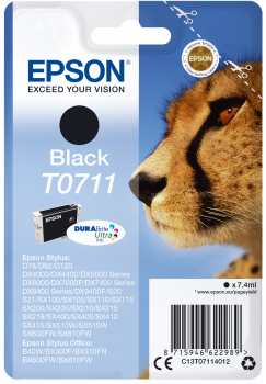 Cartucho original Epson T0711