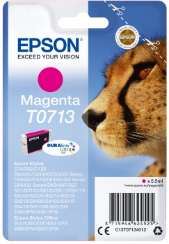 Cartucho original Epson T0713