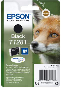 Cartucho original Epson T1281