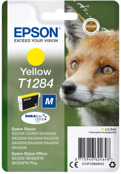 Cartucho original Epson T1284