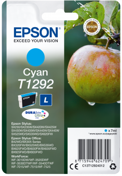 Cartucho original Epson T1292