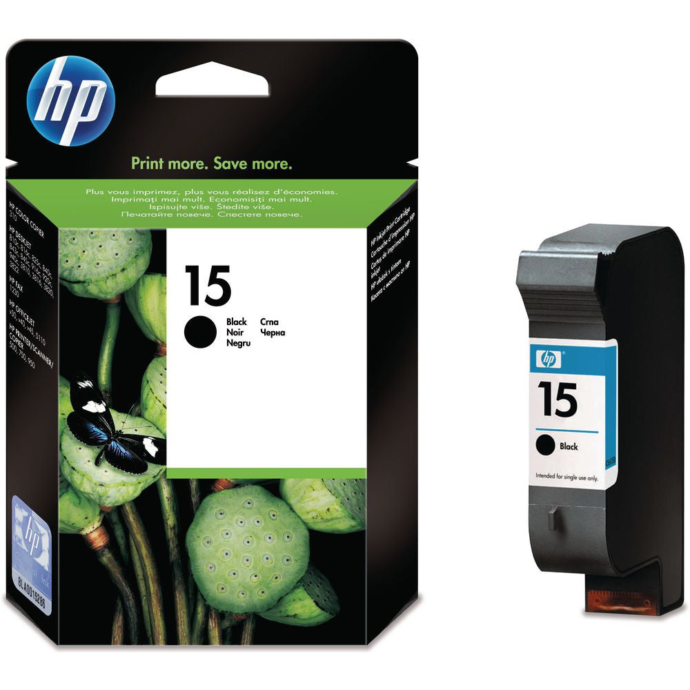 Cartucho HP 15 original