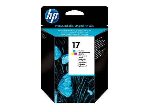 Cartucho de tinta original HP 17