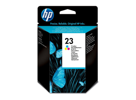 Cartucho de tinta original HP 23