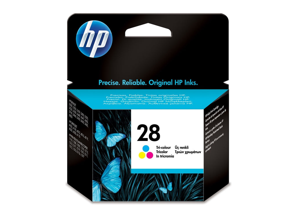 Cartucho de tinta original HP 28