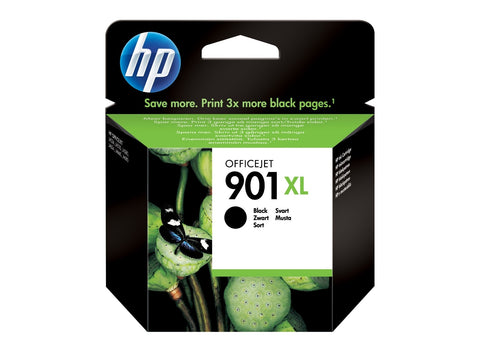 Cartucho original HP 901XL negro