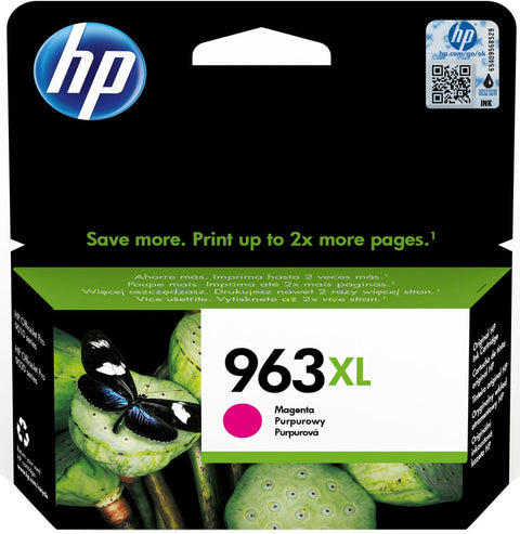 Cartucho HP 963XL magenta original