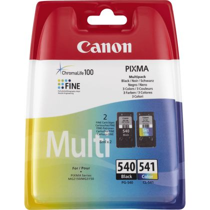 Pack Canon 540 541
