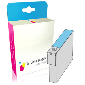 Cartucho EPSON 603XL cian compatible