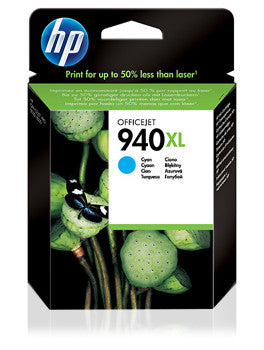 Cartucho HP 940XL Cian