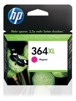 Cartucho HP 364XL Magenta