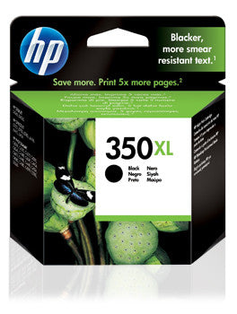 Cartucho HP 350XL Negro