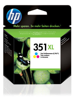 Cartucho HP 351XL Tricolor