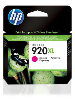 Cartucho HP 920XL Magenta