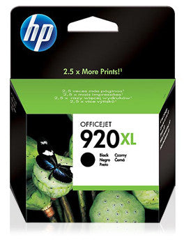 Cartucho HP 920XL Negro