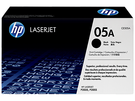 Toner HP CE505A original