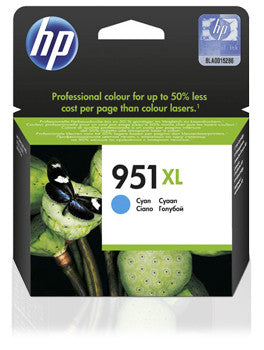 Cartucho HP 951XL Cian