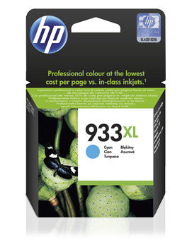 Cartucho HP 933XL Cian