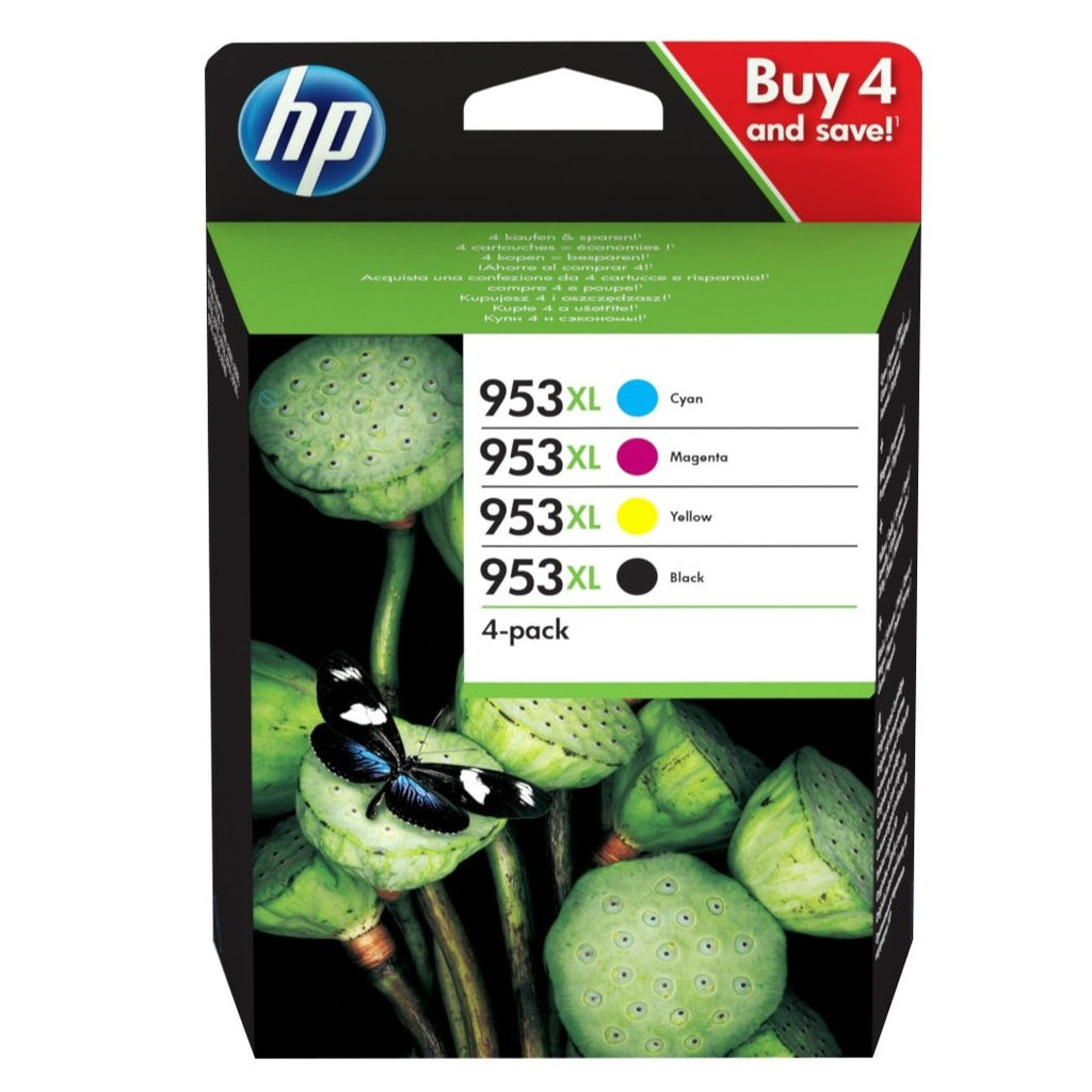 pack de cartuchos hp 953XL