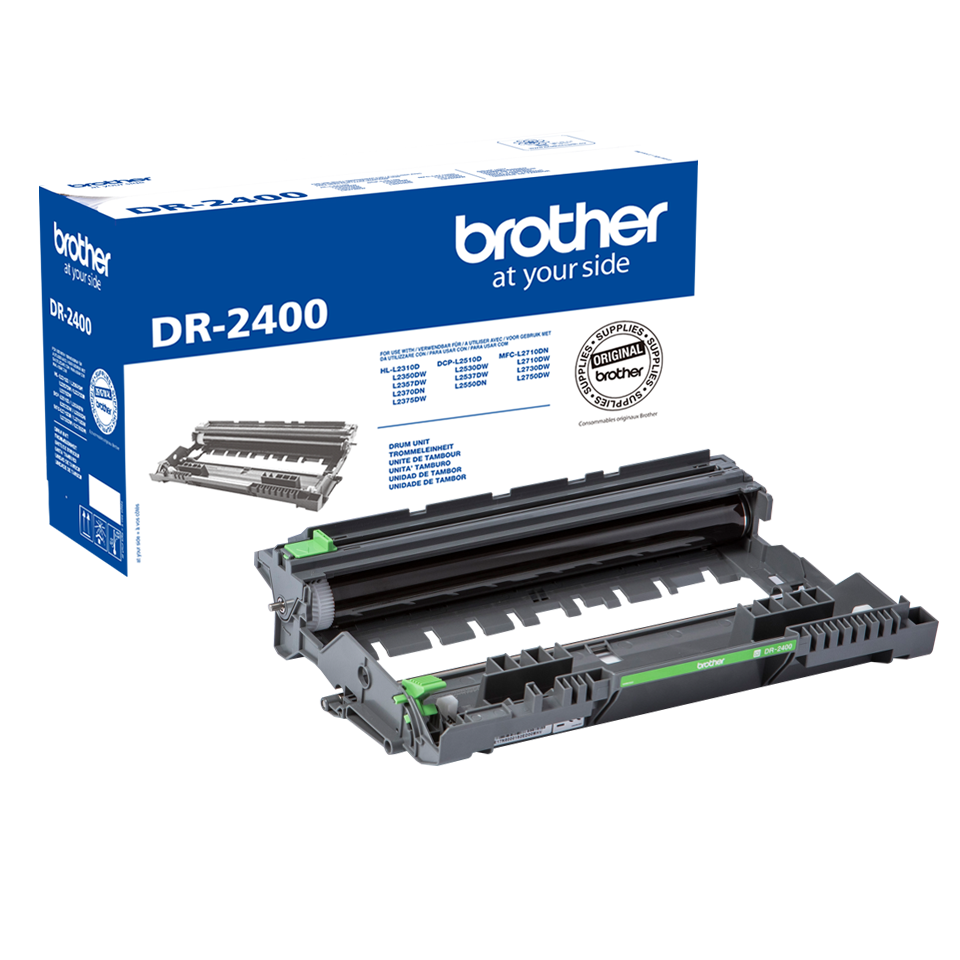 Kit de tambor original Brother DR 2400