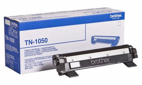 Cartucho de toner original Brother TN1050