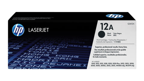 Toner HP 12A original