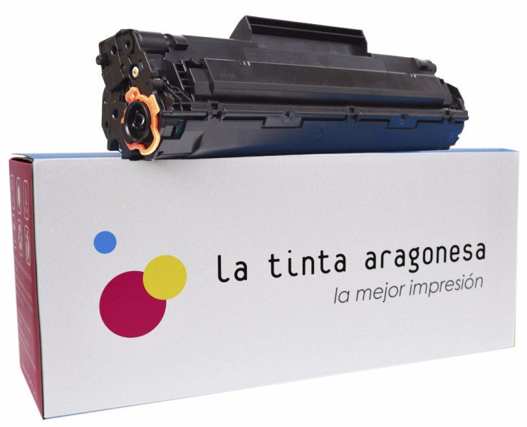 Toner HP 36A compatible