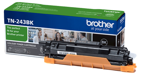 Toner original Brother TN243 negro