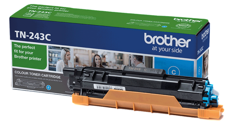 Toner original Brother TN243 cian