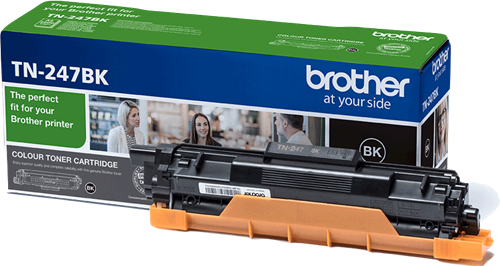Toner original Brother TN-247BK negro