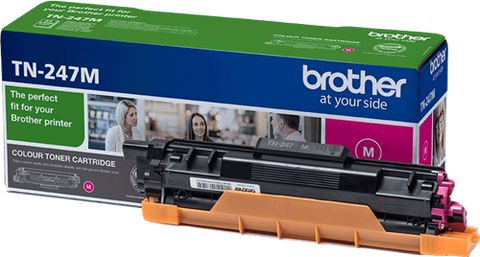 Toner original Brother TN-247M magenta