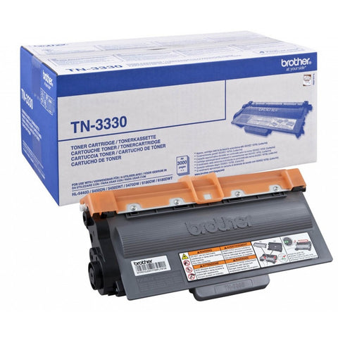 Toner original Brother TN-3330