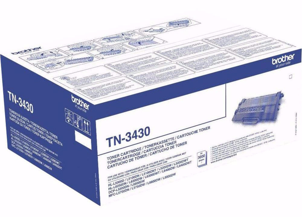 Toner Original Brother TN3430