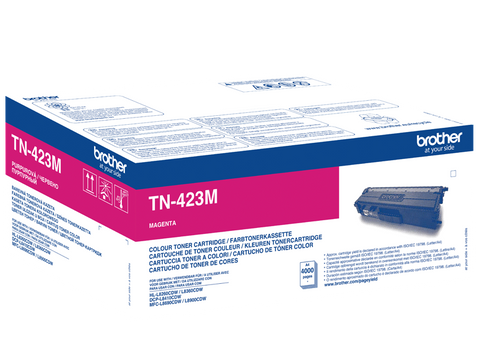 Toner Brother TN-423 magenta