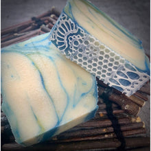 Load image into Gallery viewer, Blueberry Shea Butter Soap