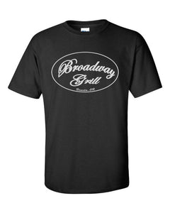 YOUR Logo or Art on 25 Custom Screen Printed T-shirts - Includes a One Color Print on Front and/or Back