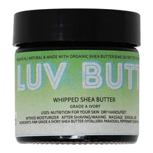 Load image into Gallery viewer, Bella's LuvBar Butter Shea Butter Balm Peppermint