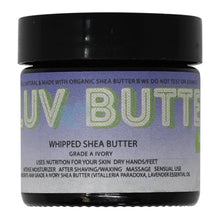 Load image into Gallery viewer, Bella's LuvBar Butter Shea Butter Balm Lavender