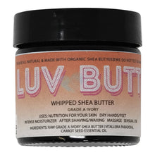 Load image into Gallery viewer, Bella's LuvBar Butter Shea Butter Balm Carrot Seed
