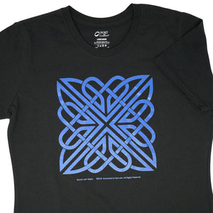 Square with Hearts T-Shirt