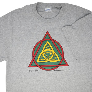 Triquetra of Life T-Shirt
