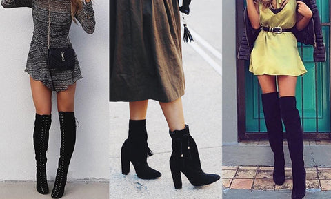 Trend Edit: Step Into Suede image