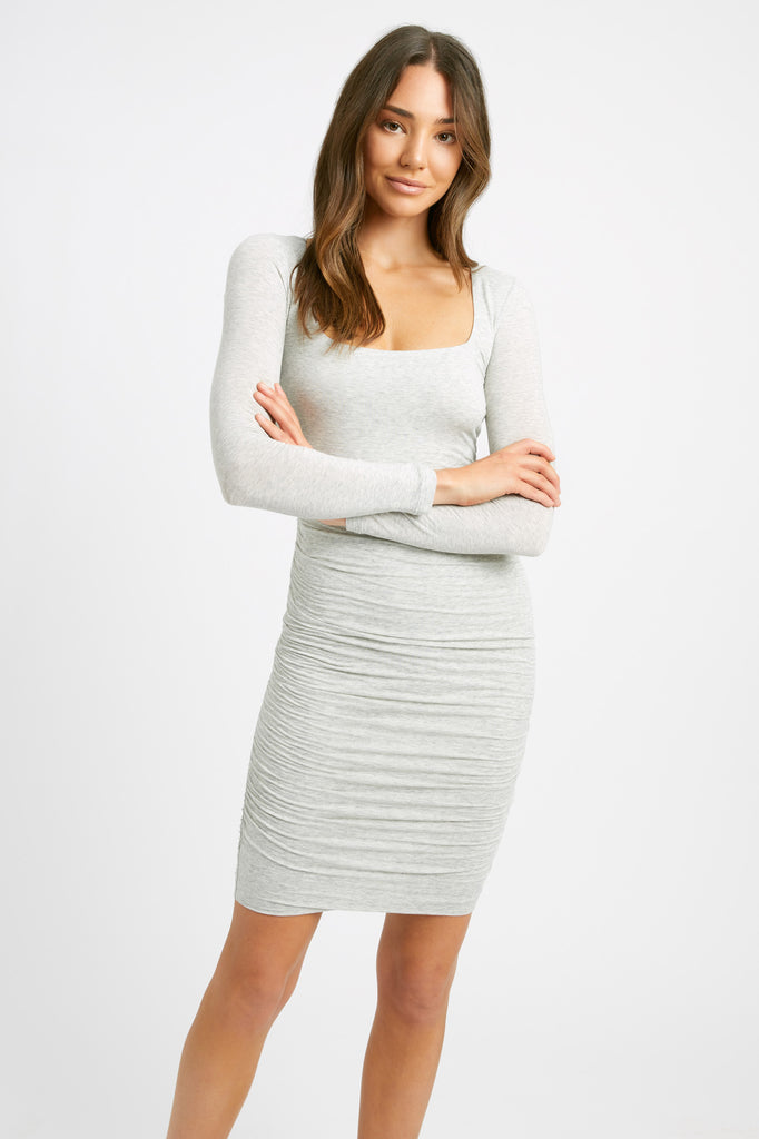 Evie Long Sleeve Dress