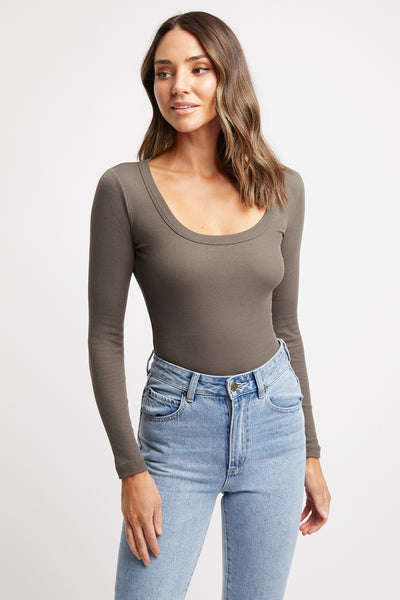 Dasha Long Sleeve Top