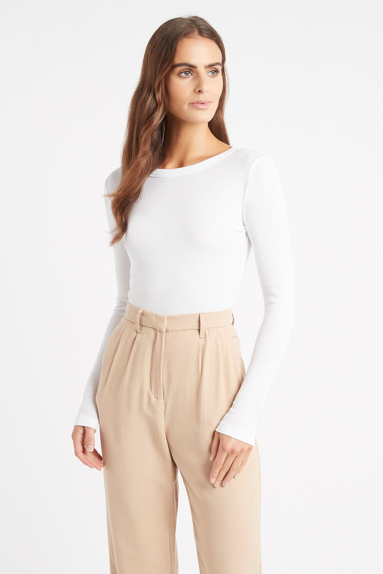 Camile Long Sleeve Top